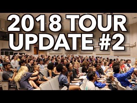 Clifford Tour Update- Sing Along