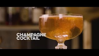 Download Champagne Cocktail | How to Drink Video