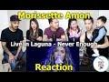 Morissette Live in Laguna - Never Enough   Reaction - Australian Asians