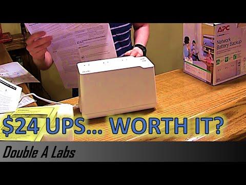 APC BGE90M Review - $24 UPS: Is It Worth It?