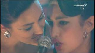Kitty Daisy & Lewis - Going up the country (Live bei 3nach9, 11.09.09)