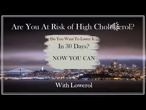 How To Lower Cholesterol Naturally, Fast Without Statins With Plant Sterols