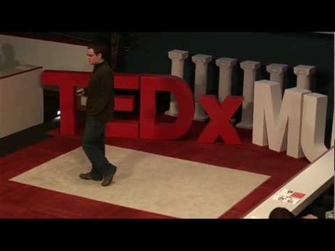 Confessions of a Recovering MBA Grad: Wade Foster at TEDxMU