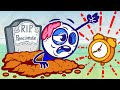Pencilmate Has A ROUGH DAY Animated Cartoons Characters Animated Short Films