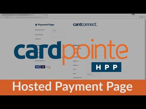 "CardPointe Hosted Payment Page -  How To Add a ""Pay NOW"" button to your Wordpress Website"