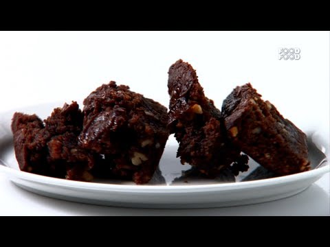 Eggless Chocolate Brownies - Sanjeev Kapoor's Kitchen