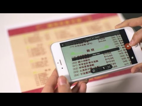 Apps that make traveling abroad easier