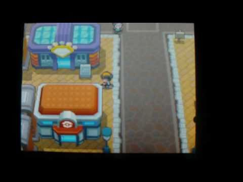 How to get Eevee - Pokemon Heart Gold and Soul Silver