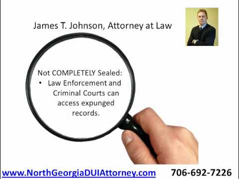 How to get a DUI Charge Expunged