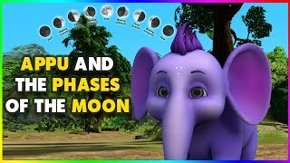Appu And The Phases Of The Moon (4K)