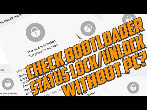 (Without PC) How to Check if your Bootloader is Locked or Unlocked