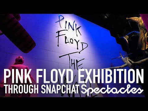 The Pink Floyd Exhibition: Their Mortal Remains - V&A