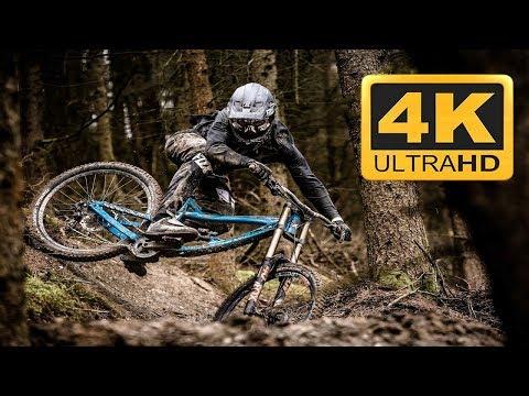 The World Of Mountain Bike [4K]