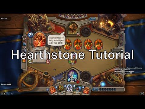 Hearthstone Tutorial: The Basics, Rules, Building a Deck