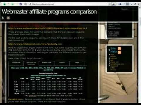 Cheap Domain registrar comparison