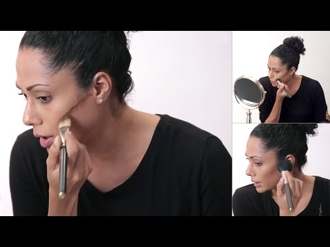 How To Make Your Face Look Slimmer Instantly | Glamrs Contouring Tricks