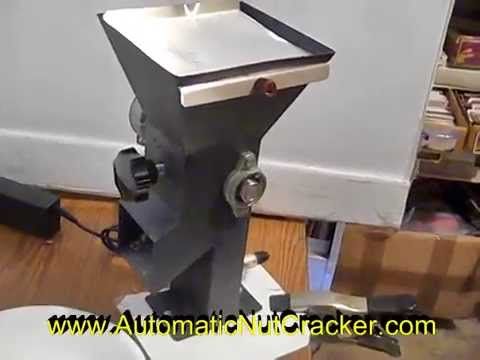 Automatic Electric Nutcracker ~ www.automaticnutcracker.com