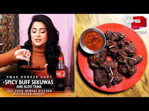 So spicy, they'll make you cry: Piro Buff Sekuwa and Aalo Tama at Fast Food Newari Kitchen