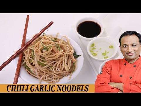 CHIILI GARLIC NOODLES