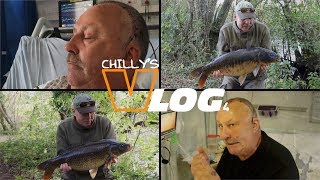 ***CARP FISHING TV*** Chilly's Vlog Part 4