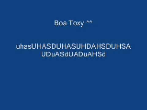 Toxycity
