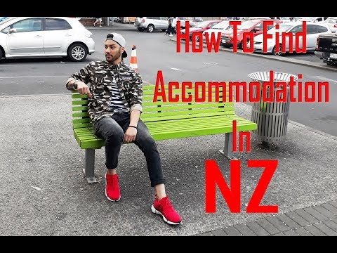 How To Find Accommodation In New Zealand    vlog 7