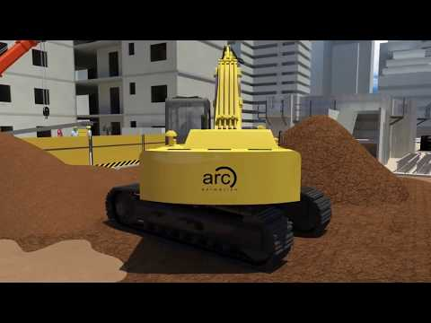 Construction Industry Animation Services - Demo