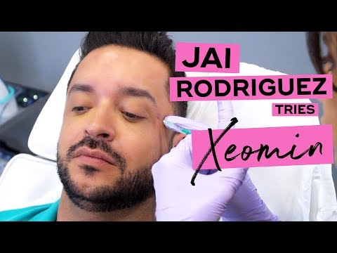 Jai Rodriguez Gets Xeomin at LaserAway (Before and After Results)