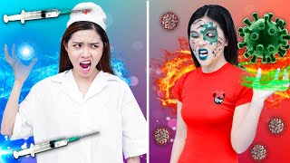 If Virus Were A Person | Essential Life Hacks To Survive A Pandemic | DIY Life Hacks In A Pandemic
