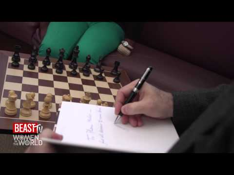 Child Chess Prodigy Meets Garry Kasparov