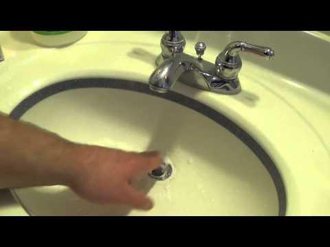 DIY Drain Clean: No harsh chemicals!