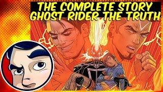 """Ghost Rider """"Robbie Reyes VS Johnny Blaze"""" Vol 2 - Complete Story"""