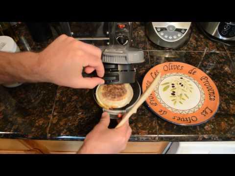 Hamilton Beach Breakfast Fast Food Sandwich Maker Definitive Test