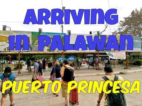 Manila airport to Puerto Princesa airport-Traveling to Puerto Princesa, Palawan