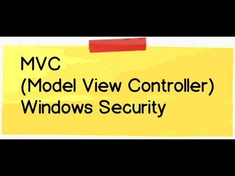 How to implement windows authentication in ASP.NET MVC 3 ( Model view controller) application?