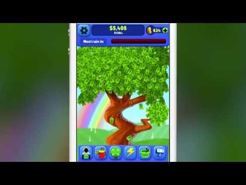 Money Tree - Clicker Game for Smartphones and Tablets