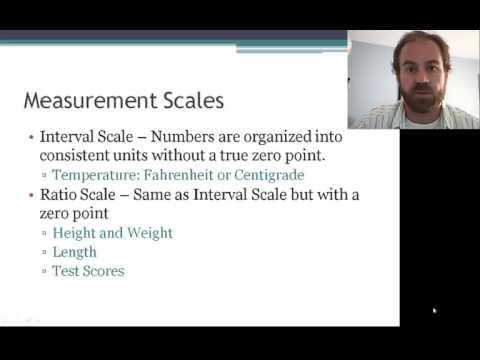 Statistics in Psychology Part 1