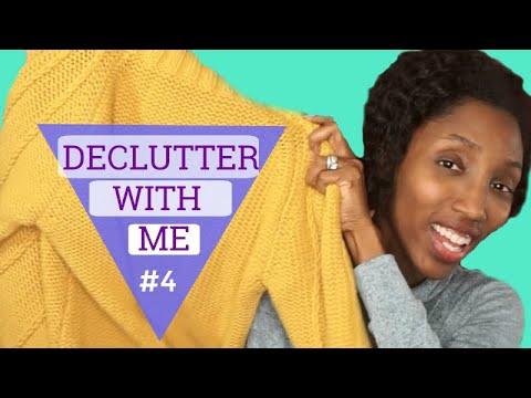 Minimalist Game Week 4 |  Declutter Video