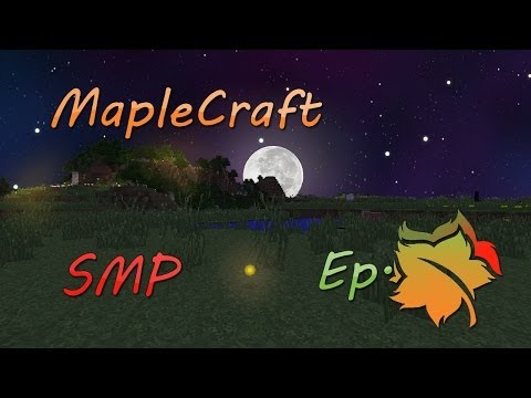 Searching for a Neigh-Neigh w/3M1LY | MapleCraft SMP | Episode 3