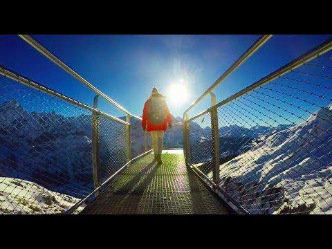 TRAVEL Switzerland | Grindelwald | Lauterbrunnen | Chamonix 2017 (HD)