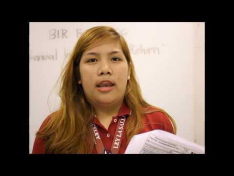 Philippines BIR Form 1700: Instructions