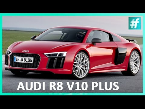 Audi R8 V10 Plus | DragRace | TOYZ Ep 2