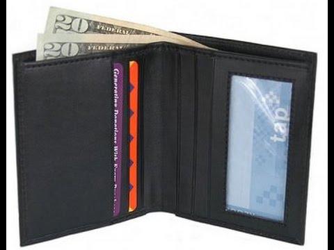 Unboxing -- Vegan wallet