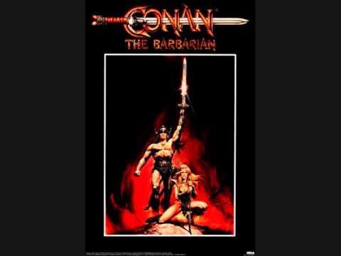 Conan the Barbarian - 27 - Conan the King/End Titles (w Mako Dialogue)