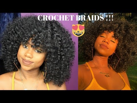BRAIDLESS CROCHET ?!?! | Crochet Hair GIVEAWAY !!! | JAMAICAN Bounce Crochet Hair | Leeven Hair