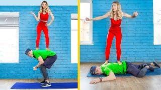 17 Funny Gym Fails / When Workouts Get Weird