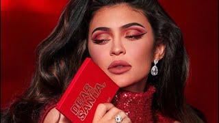 Kylie Jenner | Christmas Makeup Tutorial 2019
