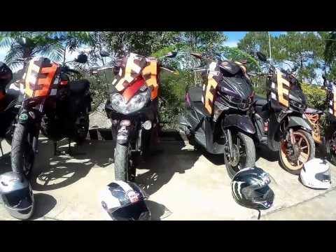 Baguio to Sagada Ride - CRC