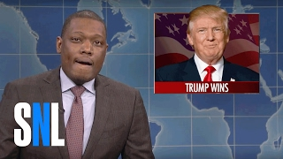Weekend Update on President-elect Donald Trump - SNL