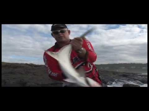 ASFN Power Angling - Spinning for Garrick at Mazeppa Bay - Explosive!!!